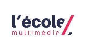 Logo l'école multimédia